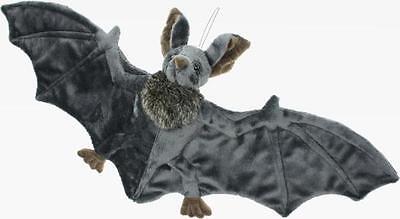 Cornelißen 1017222 Stofftier Plüschtier Mega Fledermaus mit Hänger 73 cm