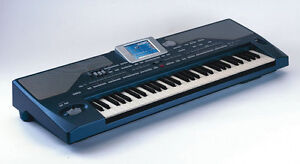 Korg PA800 in great condition, with a good set of styles