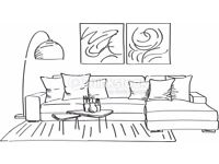 WANTED I am looking for a white (white and grey) sofa WANTED