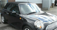 MINI COOPER CONVERTIBLE 2013 BLACK 18,000KM