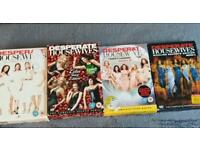 Desperate housewives box sets series 1-4
