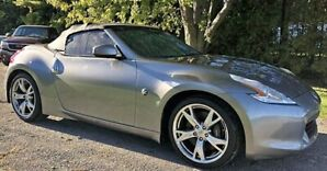 2010 Nissan 370Z Roadster Touring/sport package