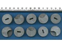 Möbelplattenverbinder ca. 25mm Durchmesser 10 Stück Rheinland-Pfalz - Starkenburg Vorschau