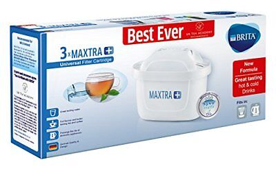 BRITA Maxtra+ Added to Water Filter Jug Replacement Cartridges Refills UK Pack New J