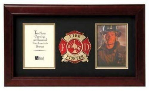 Firefighter Picture Frame Ebay