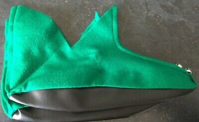 Deluxe Green Elf Jester Pixie Shoes Boots Christmas FancyDress Costumes HALOWEEN Deluxe Elf Shoes