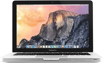 Apple MacBook Pro 13.3 Laptop Intel Core i7 2.90GHz 8GB RAM 1TB HDD MD102LL/A