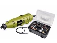 GUILD 130W Rotary Tool with 218 Piece Mini Tool Kit