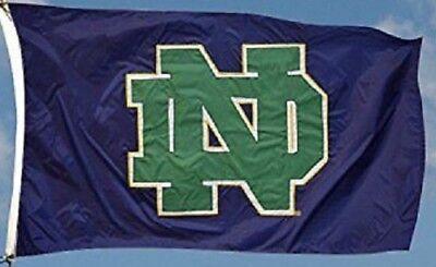 Notre Dame Fighting Irish Flag