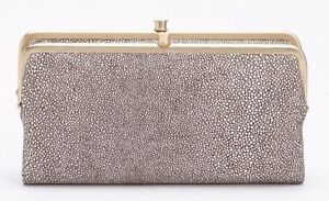 NWT HOBO INTERNATIONAL LAUREN Wallet Clutch in STINGRAY - RARE!