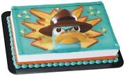 Phineas Ferb Cake