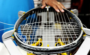 Westboro Area Tennis and Squash Racket Stringing