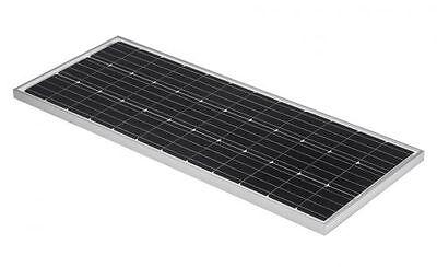 SOLARMODUL 100W mono Solarpanel 12V Wohnmobil 100Watt Solar PV Modul Zelle WOMO