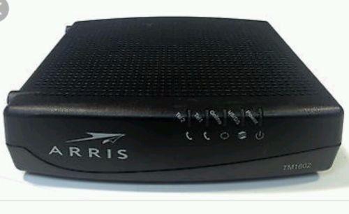 ARRIS TM1602A DOCSIS 3 FAST TELEPHONE MODEM (Optimum