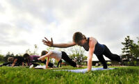 Summer Outdoor Bootcamp - Plateau Montreal & West Island!