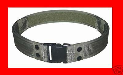 CAMO OD GREEN Tactical Utility Duty Belt Up To Size 46