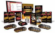 GAMSAT Huge Collection- Des O'Neill, Gold Standard, MedPrep, Acer Morningside Brisbane South East Preview