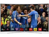 Samsung 48 inch Series 8 Smart 3D Curved Full HD LED TV with Wifi ,Freeview HD and Freesat HD