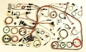 ford f100 wiring harness 1967 1972 ford pickup american autowire wiring harness kit 510368