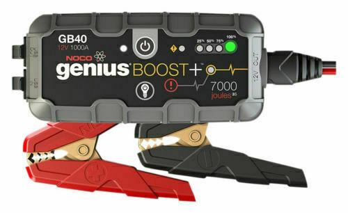 NOCO Genius Boost Plus GB40 1000 Amp 12V UltraSafe Lithium J