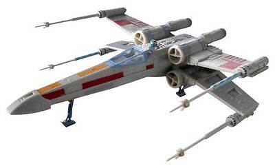 Revell X Wing Fighter Plastic Spacecraft Model Building Kit Kids Toys Hobbies