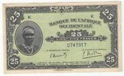 French Franc Note