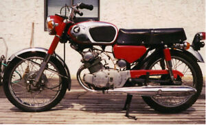 ISO Honda CB/CL160, CB/CL175, CB/CL200 parts and bikes