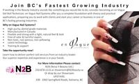 Join BC's Fastest Growing Industry