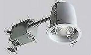 Best Deal Retrofit +Trim + LED COB Bulb with Warranty 2years $15