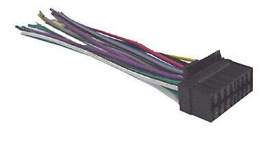 sony cdx gtui wiring harness sony image wiring wiring harness fits sony cdx gt550ui cdx gt55uiw cdx gt630ui cdx on sony cdx gt550ui wiring