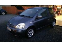 **2004 Toyota Yaris 1.3 Petrol 3 Door, Cheap Insurance**Clio,Corsa,Yaris,Polo,Ka,Ibiza