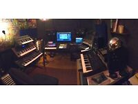 RECORDING STUDIO SHARE - HACKNEY CENTRAL - FULL TIME / PART TIME