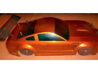 R.C CAR. 1/10 Brushless xray t4