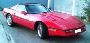 For Sale Chev Corvette 1989 Taga Top Moorabbin Kingston Area Preview
