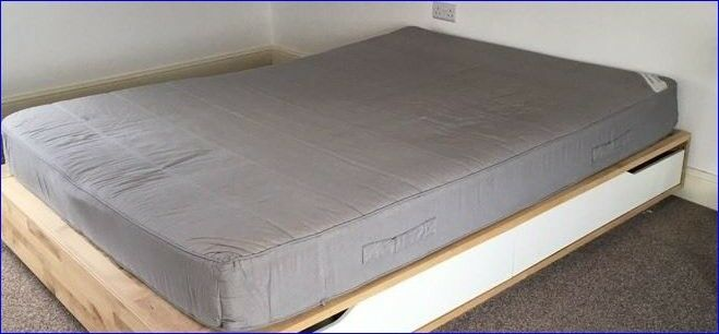 Double Mattress For 140 X 200 Cm