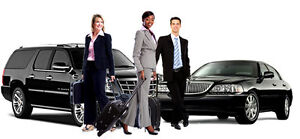 Stratford Pearson Airport Limo 416 569 7029 / 1866 925 3999 Stratford Kitchener Area image 1