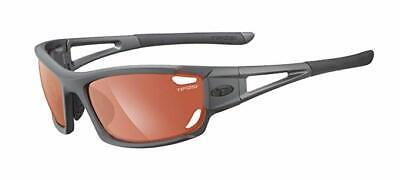 Tifosi Dolomite Sunglasses, Athletic Eyewear, Gunmetal Frame/Red Fototec (Tifosi Fototec Sunglasses)