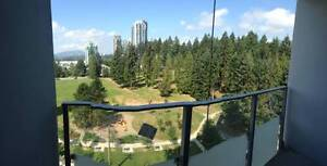Brand new 2 bed and 2 bath rooms near sky train in Coquitlam