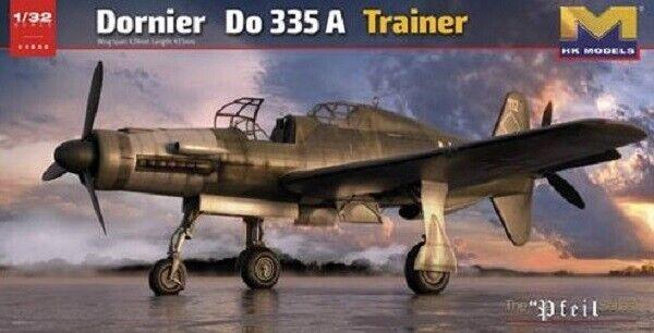 Dornier Do 335 A-10 Trainer HK Model 132