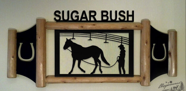 CLINGERMANS OUTDOOR SIGNS - PERFORMANCE HORSES - RODEO