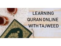 Learn Quran Online with Tajweed Classes & Courses