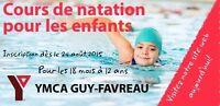 Cours de natation pour enfants|Children's swimming lessons