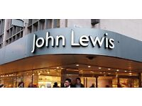 If you work in John Lewis