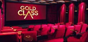Ultimate Event Cinema  Gold Class Package For 2 Brisbane City Brisbane North West Preview