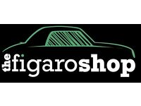 The Figaro Shop Vacancy - Parts Sales Manager, in house and online
