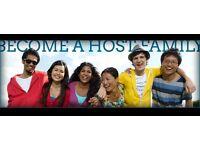 Host families needed!