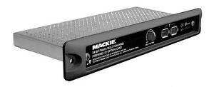 Mackie Onyx Firewire Card