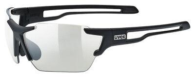 Uvex Fahrradbrille Sportbrille sportstyle 803 V Vario black