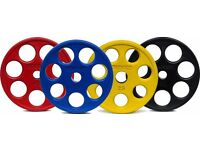 Ivanko olympic weights