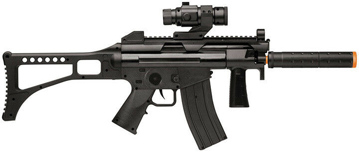 Game Face TACR91 Tacr91 Electric Powered Full-Auto Tactical Airsoft Rifle